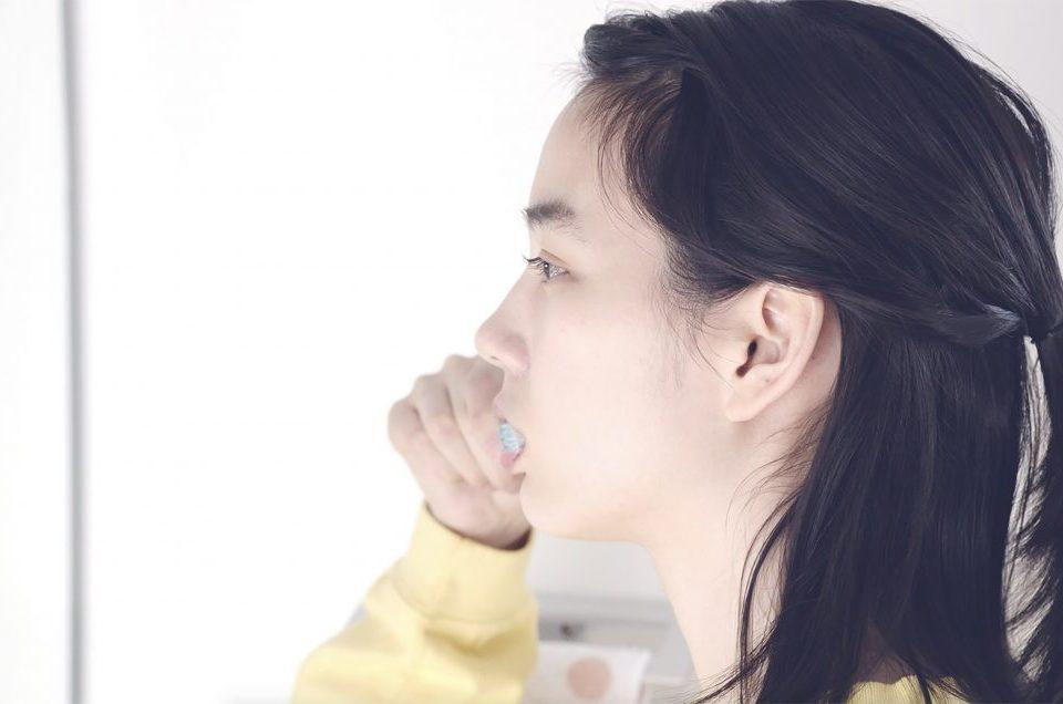女性 歯磨き粉 cm